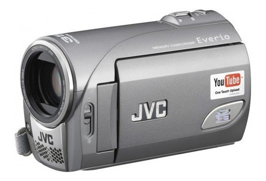 Jvc Everio S Gz-ms100 Camera Filmadora