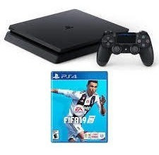 Play Sation 4 1t+fifa 19 /play Station 4 1t+3 Juegos 500
