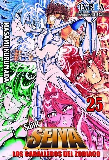 Saint Seiya Caballeros Del Zodiaco 25 - Masami Kurumada