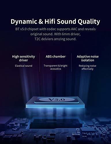Qcy Tws Auricular Bluetooth Bwnr