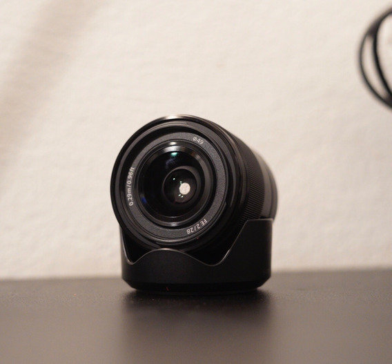 Lente Sony 28mm F2 - Excelente Estado!