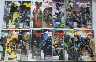 New 52 - Batman The Dark Knight (0 Al 29 Y Annual) Completo