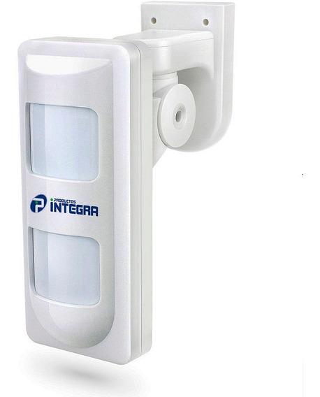 Sensor Movimiento Exterior Alarma Casa Alonso 2 Pir Y 2 Mw