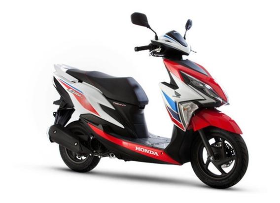 Moto Honda Elite Tricolor 0km 2020 Tricolor