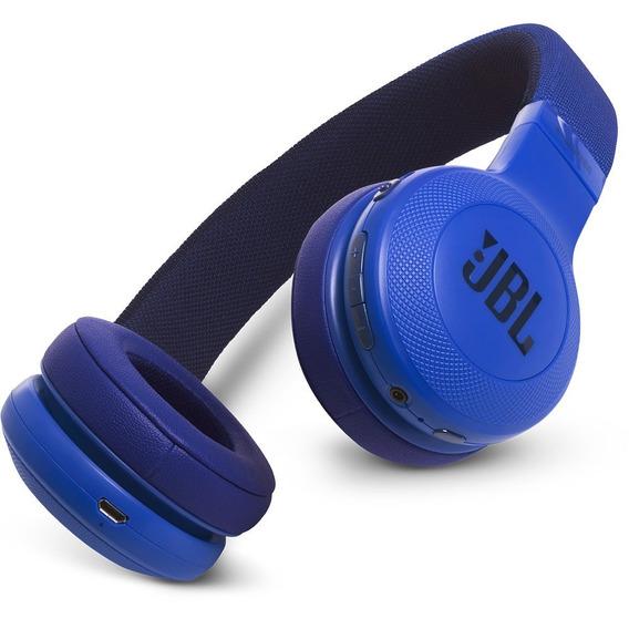 Fone De Ouvido Jbl T450bt Azul Bluetooth Garantia Original