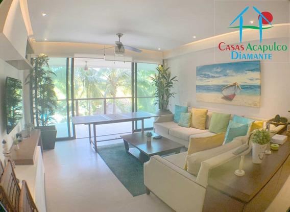 Cad La Isla Ibiza J2 Vista A Las Albercas, Jardines Y Al Mar