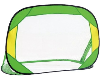 2 Arcos Mini Futbol Red Plegable 120x80.cm Familiar Infantil