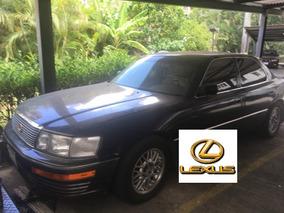 Oferton Del Año Lexus -ls 400vehiculo Categoria Lujo