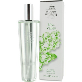 Bosque De Windsor Lirio De Los Valles Edt Spray 3.4 Oz Por