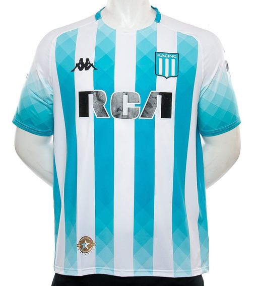 Camiseta Racing Club Regular Fit Kappa