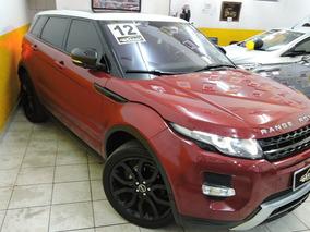 Land Rover Evoque 2.0 Si4 Dynamic Financia Ou Troca - 2012