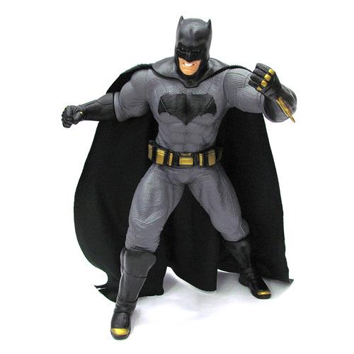Imagem 1 de 3 de Boneco Batman Dc Comics 45 Cm Articulado Mimo