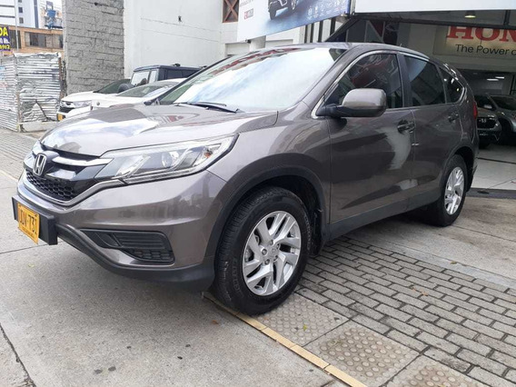 Honda Crv City Plus 2015 Unica Dueña