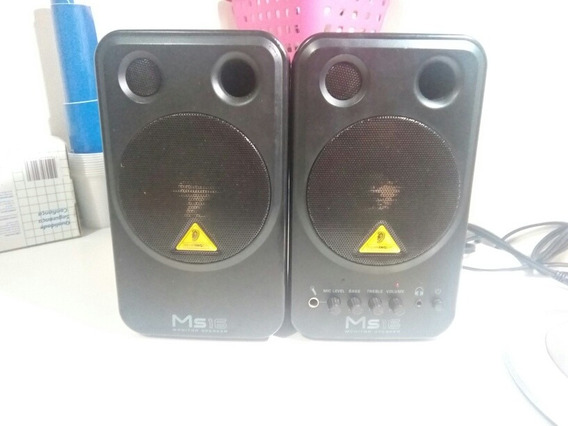 Monitor Behringer Ms16