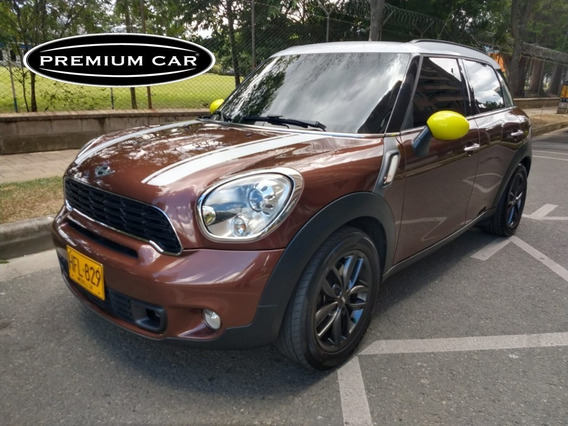Mini Cooper S Countryman 1.6 Turbo Automático