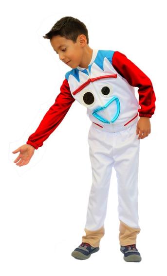 Disfraz Estilo Forky Toy Story 4 Traje Forky