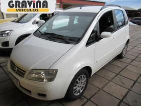 Fiat Idea Elx 1.4 2007 Ipva 2019 Pago!