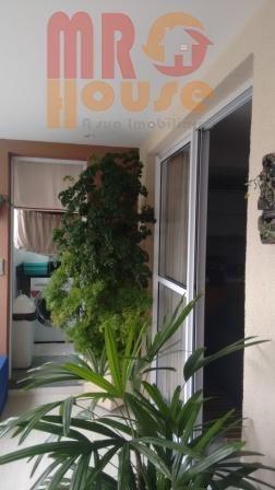 Apartamento Residencial À Venda, Vila Firmiano Pinto, São Paulo. - Ap0274