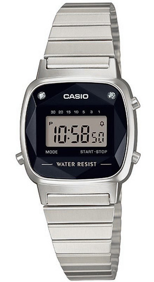 Relógio Casio Vintage Feminino La670wad-1df