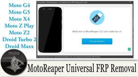 Motoreaper Pararemover Conta Google Envio Link De Download