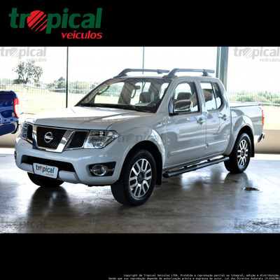 Nissan Frontier Sl Cd 4x4 2.5 Turbo