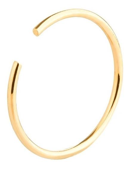 Piercing De Nariz Argolinha Ouro 18k