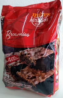 Premezcla Brownies Keuken 1 Kg Repostería