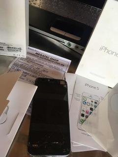 iPhone 5 16gb Black Importado Caixa Original