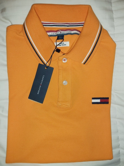 Polo Tommy Hilfiger Chica Original