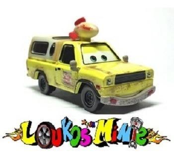 Hot Wheels Pizza Planet Truck Toy Story Lacrado