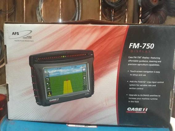 Fm-750 Display Lite Casemonitor E Gps Case Completo