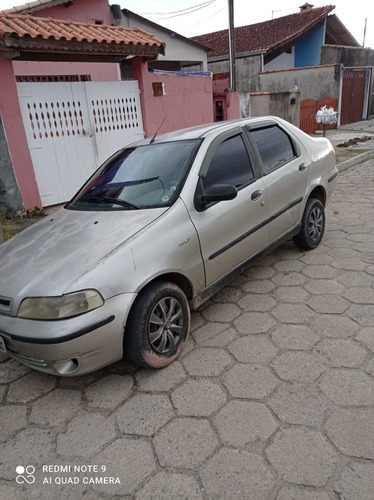 Fiat Siena 2001 1.0 16v Ex 4p