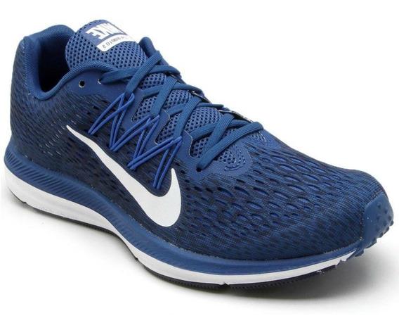 Tenis Nike Air Zoom Winflo 5 Masculino Aa7406-400