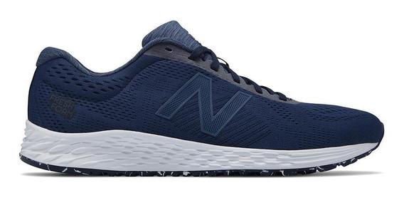 Tênis New Balance Fresh Foam Arishi Corrida Masculino Azul