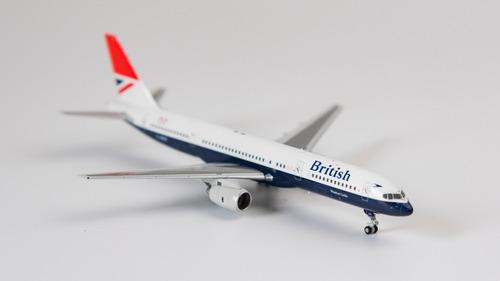 Miniatura Avião Ng Models 1:400 British Airways Boeing B 757