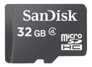 Tarjeta de memoria SanDisk SDSDQM-032G-B35A 32GB