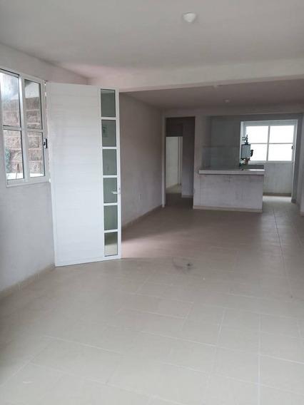 Casa En Renta 2 De Abril, Magdalena Atlicpac