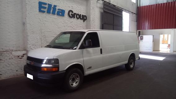 Furgon Chevrolet Van Express Elia Group