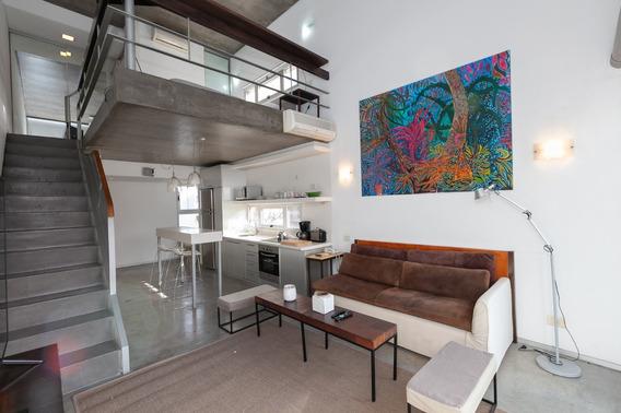 Venta Departamento 2 Ambientes Tipo Duplex Con Cochera En Torre Premiun Palermo