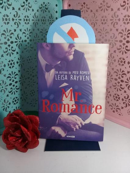 Livro Mr. Romance