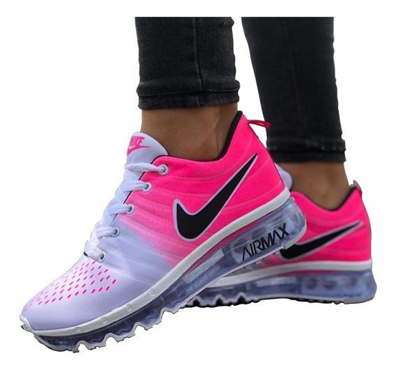 Nike Air Max Thea Zapatos Nike Fucsia en Mercado Libre