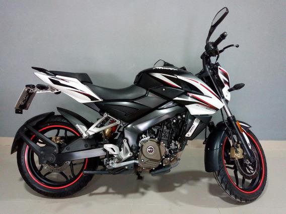 Bajaj Rouser Ns 200 - Modelo: 2017´ Impecable.!!
