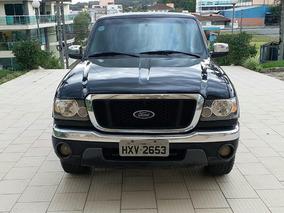 Ranger 2007 3.0 Limited Dupla 4x4 Motor/pintura /pneus Novos
