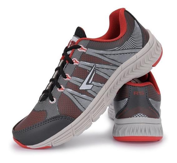 Tênis Masculino Caminhada E Conforto 750