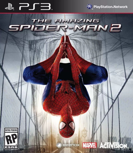 The Amazing Spiderman 2 Gold Edition Ps3 Digital