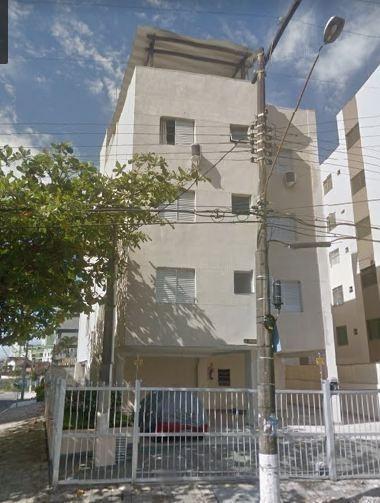 Apartamento Com 1 Dormitório À Venda, 44 M² Por R$ 141.773 - Enseada - Guarujá/sp - Ap7113