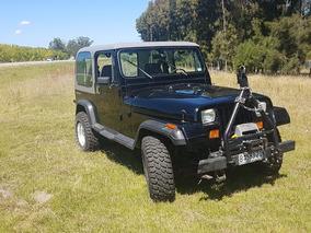 Jeep Wrangler 1990 Original De Fabrica