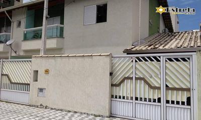 Sobrado Residencial À Venda, Vila Tupi, Praia Grande - So0171. - So0171