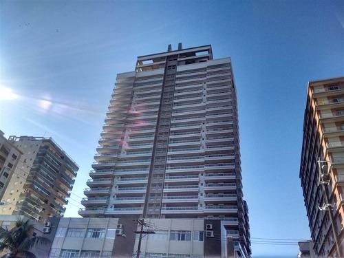 Imagem 1 de 30 de Apartamento 3 Suites Canto Do Forte - Pas296