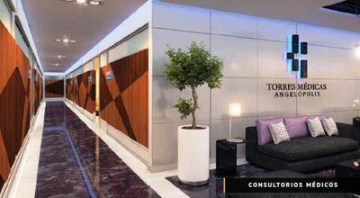 2 Consultorios En Torres Médicas Angelópolis, En Renta, $16,000 C/u